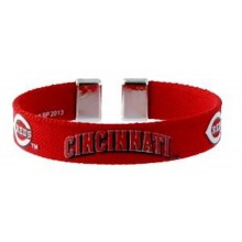 Cincinnati Reds Ribbon Band Bracelet