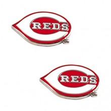 Cincinnati Reds Stud Earrings