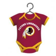 Washington Redskins Baby Bodysuit Ornament