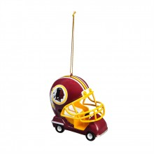 Washington Redskins  Field Car Ornament