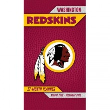 Washington Redskins 17 Month Pocket Planner (2018-2018)