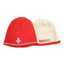 Houston Rockets Waffle Knit Reversible Beanie