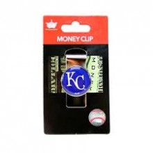 Kansas City Royals Dome Logo Money Clip