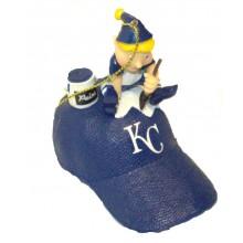 Kansas City Royals Elf Painting Ornament