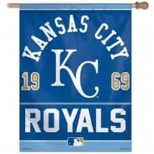 "Kansas City Royals 27"" x 37"" Vertical Flag"