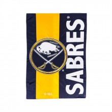 Buffalo Sabres Embellish House Flag
