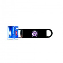 Sacramento Kings  Vinyl Covered Bottle Opener