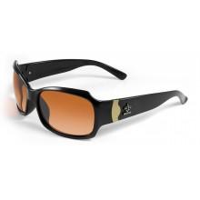 New Orleans Saints Black Bombshell Sunglasses