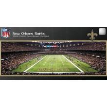 New Orleans Saints 1000 Piece Panoramic Puzzle