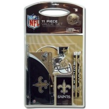 New Orleans Saints 11 Piece Back To School Stationary Set