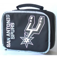 NBA San Antonio Spurs Sacked Insulated Lunch Cooler Bag