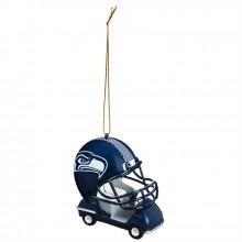 Seattle Seahawks  Field Car Ornament