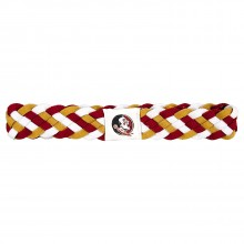 Florida State Seminoles Braided Headband