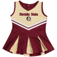 Florida State Seminoles Colosseum Infant  Cheerdress (3-6 Months)