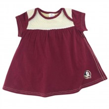 Florida State Seminoles Colosseum Infant  Dress (3-6 Months)
