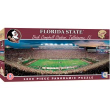 Florida State Seminoles 1000 Piece Panoramic Puzzle