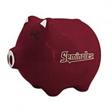 Florida State Seminoles Ceramic Piggy Bank