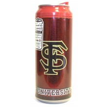 Florida State Seminoles Cool Gear 16 oz  Insulated Travel Drink Can