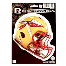 "Florida State Seminoles 6"" Helmet Die-Cut Window Decal"