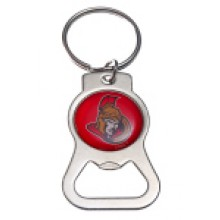 Ottawa Senators Bottle Opener Keychain
