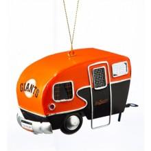 San Francisco Giants 3-D Camper Ornament