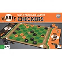 San Francisco Giants Team Checkers