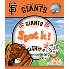 San Francisco Giants Spot It the Matching Game