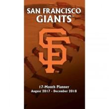 MLB San Francisco Giants Team Color Breakaway Lanyard Key Chain