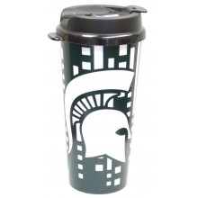 Michigan State Spartans 16-ounce Insulated Travel Mug
