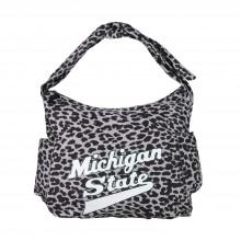 Michigan State Spartans  Mendoza Canvas Tote Bag