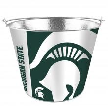 Michigan Spartens Sleek Wrap 5 Qt. Aluminum Ice Bucket