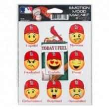 Rico Industries St. Louis Cardinals Emotion Mood Magnet