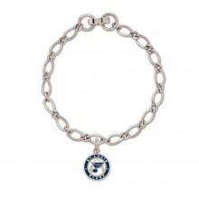 St. Louis Blues Chain Charm Bracelet