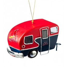 St. Louis Cardinals 3-D Camper Ornament