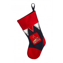 St. Louis Cardinals Microfleece Christmas Stocking