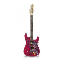 St. Louis Cardinals Mini NorthEnder Guitar by Woodrow