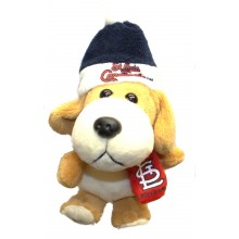 St. Louis Cardinals  4 inch Plush Dog Ornament