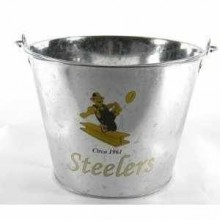 Pittsburgh Steelers Classic Logo 5QT Ice Bucket