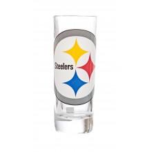 Pittsburgh Steelers Cordial 2 oz Shot Glass