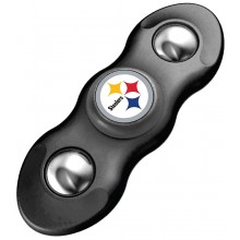 Pittsburgh Steelers 2 Prong  Fidget Spinner