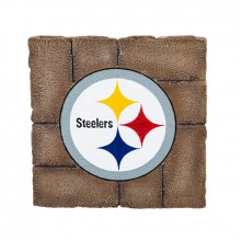 Pittsburgh Steelers 12 inch x 12 inch Garden Stone