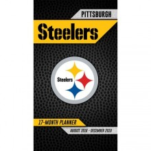 Pittsburgh Steelers 17 Month Pocket Planner (2018-2018)