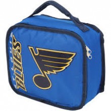 NHL St. Louis Blues  Sacked Insulated Lunch Cooler Bag