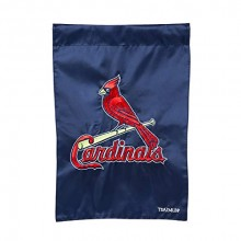 "St. Louis Cardinals Embroidered 12.5"" x 18"" Garden Flag"