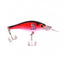 St. Louis Cardinals Minnow Crankbait Fishing Lure