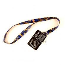 NHL St. Louis Blues Team Color Camo Lanyard Key Chain