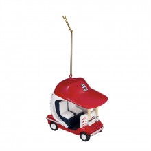 St. Louis Cardinals Field Car Ornament