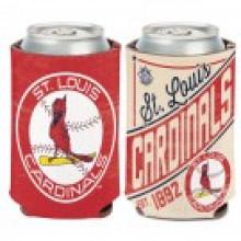 MLB St. Louis Cardinals Est 1892 Can Cooler Koozie