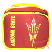 NCAA Arizona State Sun Devils Sacked Insulated Lunch Cooler Bag