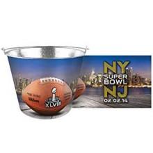 Super Bowl XLVIII  Beer  Bucket